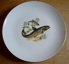 Mutterteich Bavaria Fish 9 1/2 Inch Plate #3