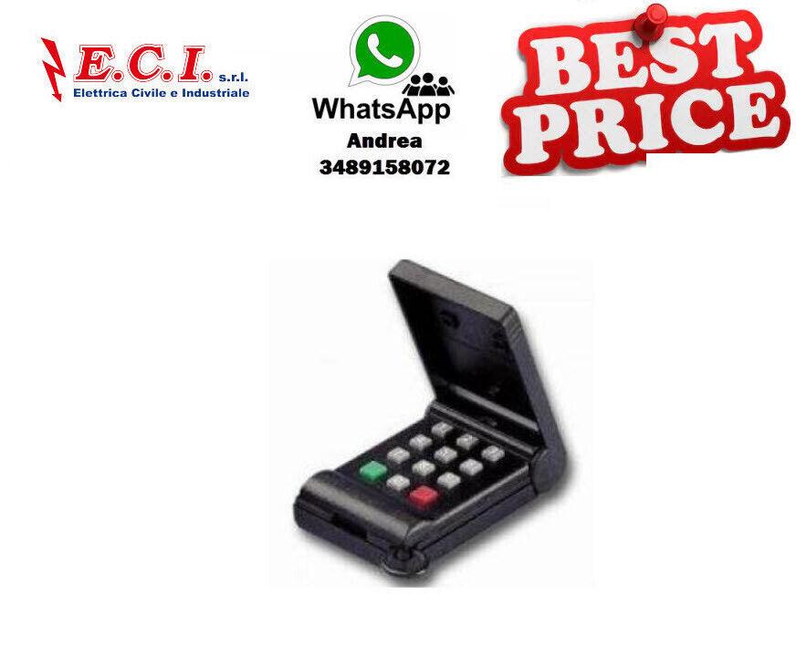 Beghelli Intelligent Remote Control anti Intrusion Antitheft 8074 Alarm On Off