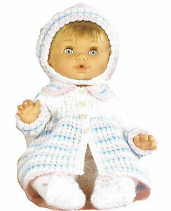 Knitting Pattern For Tiny Tears Doll : DOLLS PRAM SET KNITTING PATTERN TINY TEARS 12/22 INCH (903) eBay
