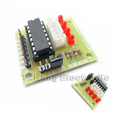 ULN2003AN ULN2003 Stepper Motor Driver Board Module for 28BYJ-48 5V 12V Arduino