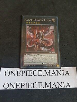 Cyber Dragon Infini DUOV-FR059 1st Yu-Gi-Oh