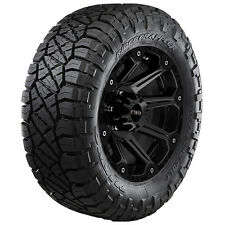 4-New LT275/70R18 Nitto Ridge Grappler 125/122Q E/10 Ply BSW Tires