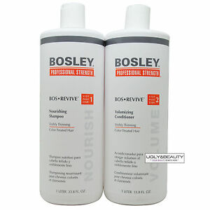 image is loading bosley bos revive shampoo amp conditioner 1 liter - Bosley Review
