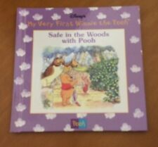 Disney's Pooh Safe In The Woods With Pooh