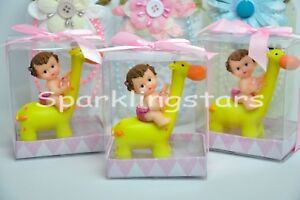 12 Baby Shower Favors Giraffe Animal Safari Zoo Party Decoration