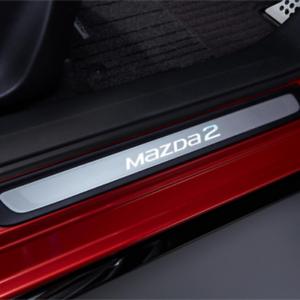 beleuchtet *NEU* Mazda CX-3 DK Original Einstiegsblenden
