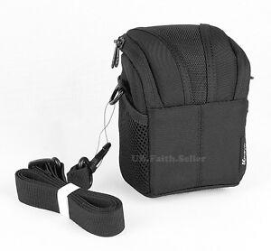 Camera-Bandouliere-Sacoche-pour-Sony-Cyber-shot-HX90-RX100-MKIV-HX90V-WX500