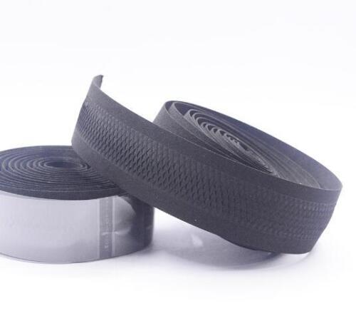 Road Bikes Bicycle Handlebar Tape Balck Mesh Design Non-slip waterproof PROMEND