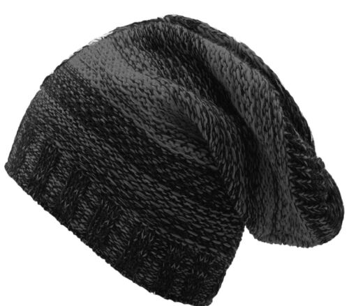 Men Women Beanie Hat Winter Oversized Star Warm Fashion Ski Snowboard Hats LA
