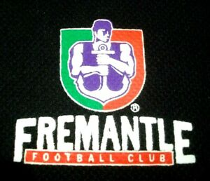 FREMANTLE-DOCKERS-SZ-XL-OFFICIAL-AFL-POLO-SHIRT-TOP-FREE-POSTAGE