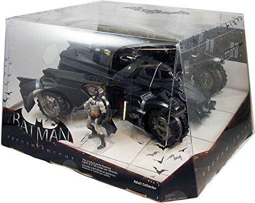 Batman arkham sdcc 2014 ritter batmobil - multiversum exklusive mattel.