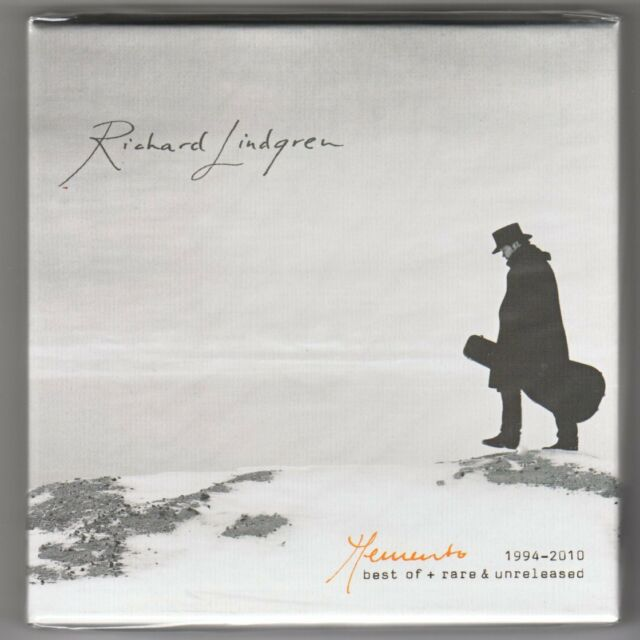Richard Lindgren - Memento 1994-2010 Best Of + Rare & Unreleased Rootsy 3-CD-Box