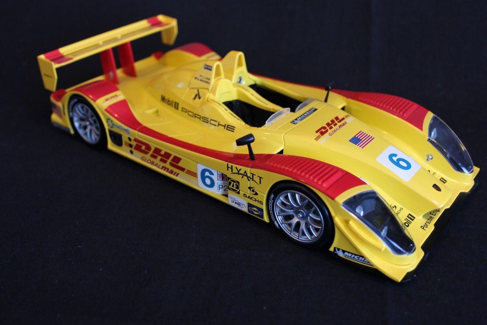 Norev Porsche RS Spider 2006 1 18 Luhr   Maassen ALMS 2006