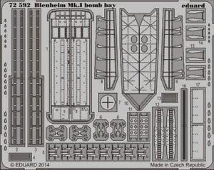Eduard-1-72-Bristol-Blenheim-Mk-i-Bomb-Bay-72592