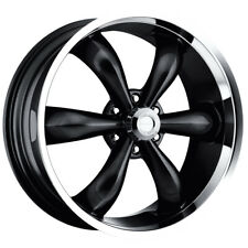 4 Vision 142 Legend 6 20x9 6x55 20mm Gloss Black Wheels Rims 20 Inch Fits More Than One Vehicle