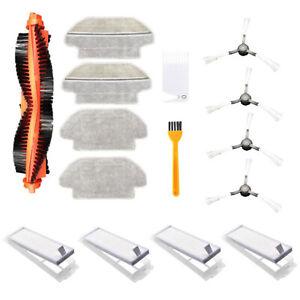 Vacuum-Brush-Filter-Mop-for-Viomi-V2Pro-V-RVCLM21B-Mijia-STYJ02YM-Sweeping-Robot