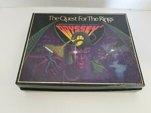 Magnavox-Odyssey-2-The-Quest-For-The-Rings-Video-Game-Complete