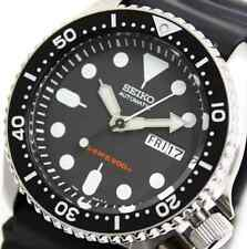 SEIKO MEN'S AUTOMATIC DIVER'S BAND 200M WATCH SKX007K1, Warranty, Box, RRP:£330