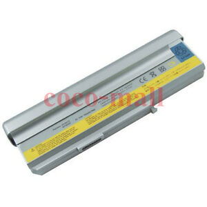 9Cell-6600mAh-Battery-For-Lenovo-3000-C200-8922-N100-0689-N200-0769-40Y8315-71Wh