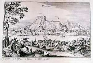 Antique-map-Dinant
