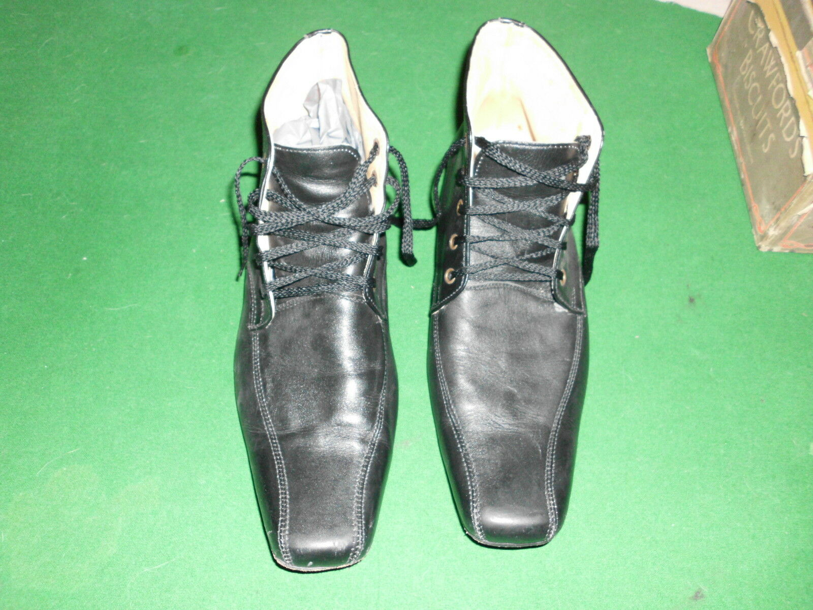 MENS TOE BOOT LONG TOE MENS SIZE 10  (16) 3fcb4f