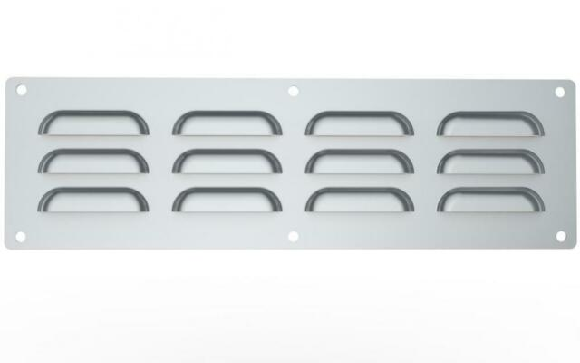 SUNSTONE Vent-S 15-Inch by 4-1//2-Inch Stainless Steel Venting Panel