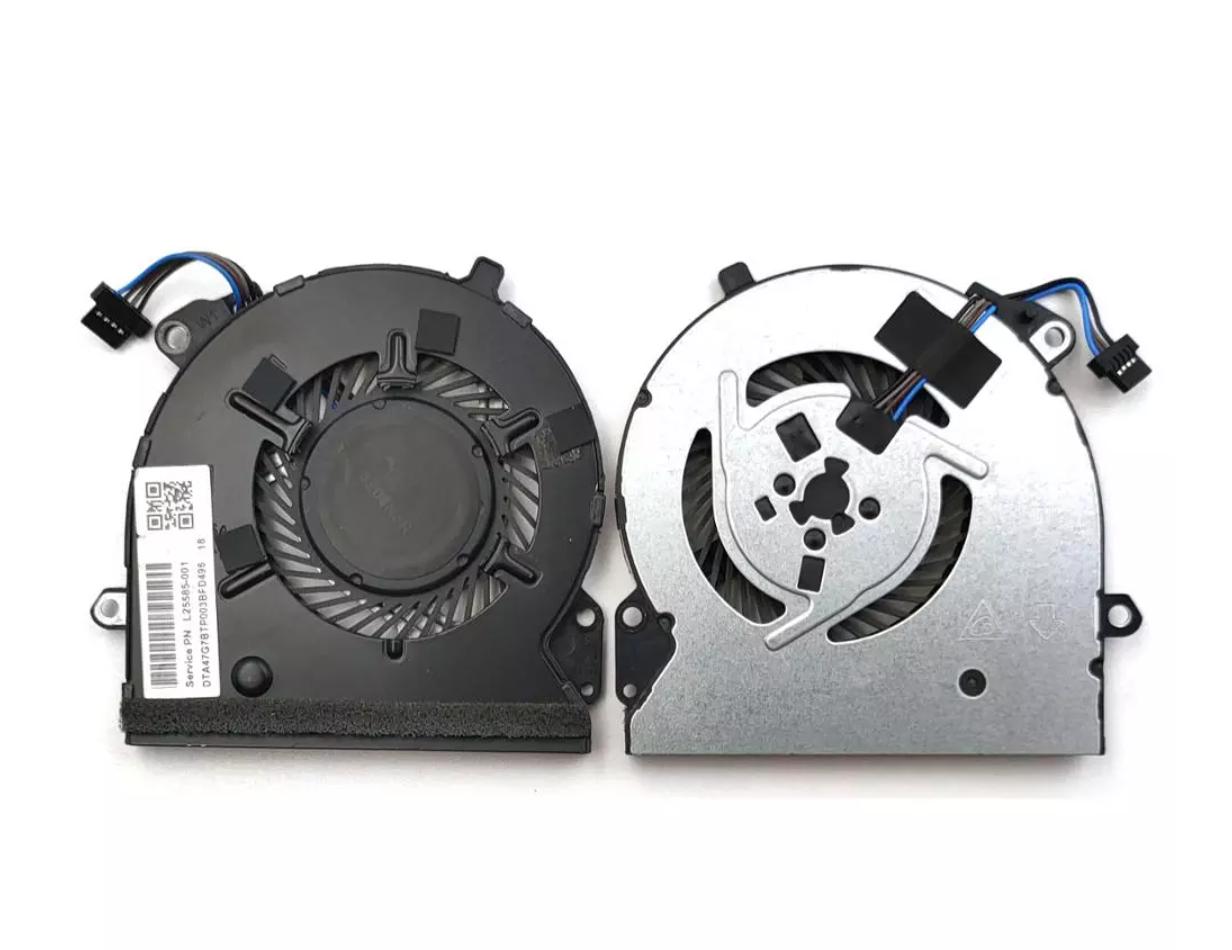 NEW CPU Cooling Fan For HP Pavilion 15-CS00615T 15-CS0053CL 15-CS L25585-001