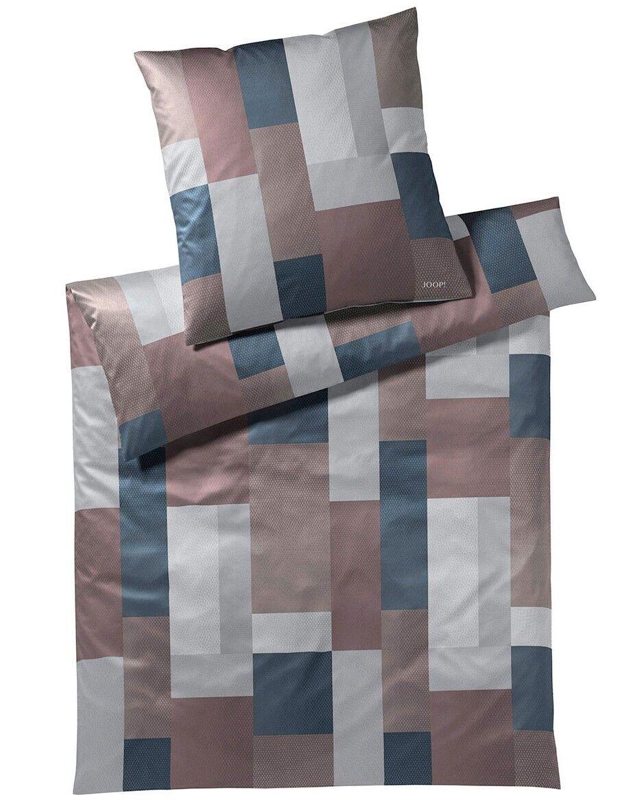 Joop ropa de cama collage 4076   2 Navy Navy 2 - 155 x 220 10a35e