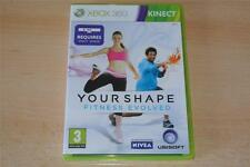 Your Shape Fitness Evolved Xbox 360 Kinect UK PAL (G) **FREE UK POSTAGE**