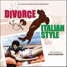 Carlo Rustichelli: Divorce Italian Style (New/Sealed CD)