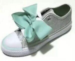 JoJo Siwa Shoes Size 2 Legacee Silver