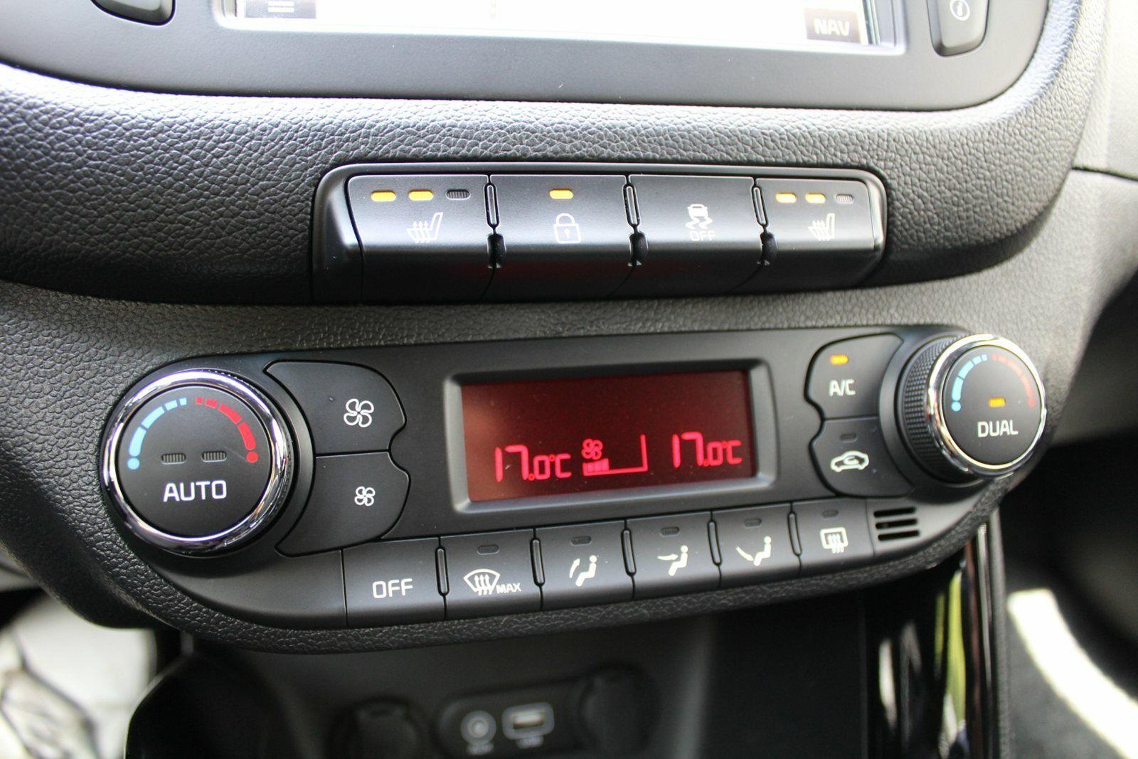 Kia Ceed 1,6 CRDi 136 GT-Line Limit. SW DCT - billede 11