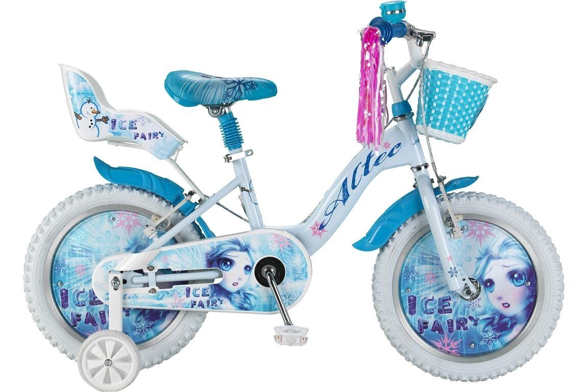 Bicyclette Vélo D'Enfants Altec   Eisskönigin   Vélo pour Filles 16 Pouces