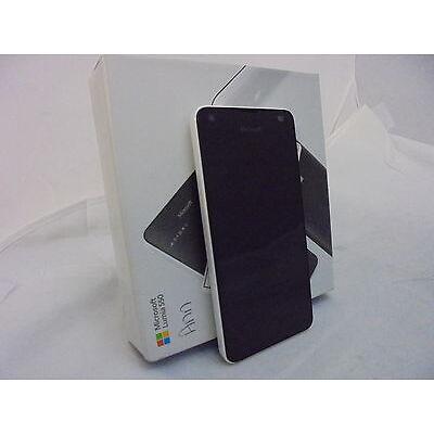 Microsoft Lumia 550 8GB White Smartphone Unlocked