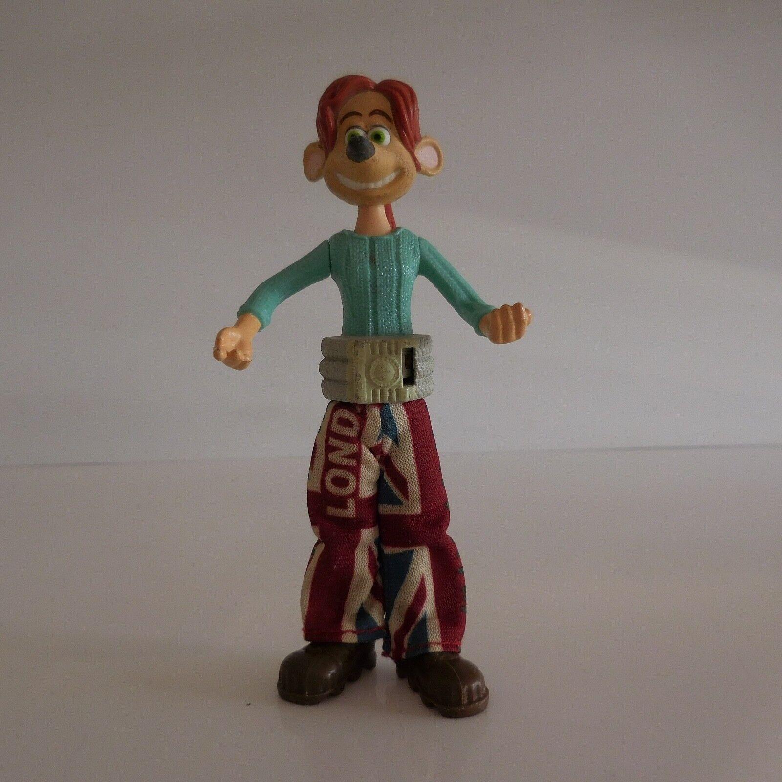 Figurine personnage jouets vintage collection art déco design estampe PN France