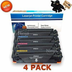 4PK-Toner-Set-Fits-HP-410A-CF410A-Color-LaserJet-Pro-M477-M477fdw-M477fnw-M452dw
