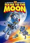 Fly Me to The Moon 3d 0025192000171 With Kelly Ripa DVD Region 1