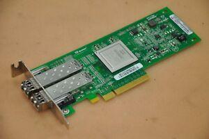 IBM-System-X-Qlogic-QLE2562-IBMX-8Gb-2-port-PCIe-HBA-FRU-42D0516-w-2x-8G-SFP-2U