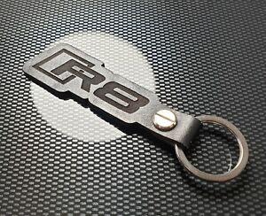 Auto & Motorrad: Teile Ehrlich Audi R8 Leder Schlüsselanhänger Evoque Rws Gt Cabrio Coupe 5.2 Fsi V10 Spyder QualitäT Zuerst
