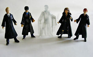 Harry Potter Bundle Ron Weasley Hermione Granger Draco Malfoy Harry&Invisibility