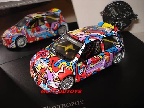 RENAULT SPORT CLIO TROPHY N°81 AUTOSPORT - LETELLIER au 1 43 °