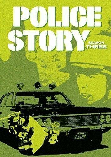 Police Story Tv Series Complete Season Three 3 Dvd For Sale Online Ebay