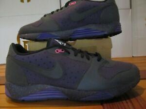 consola Mirilla blusa  NEW Nike Lunar Vengeance Terra ACG Shadow Purple Blk 11.5 429860 002 free  chukka | eBay