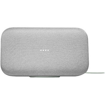Google Home Max With Google Assistant Chalk