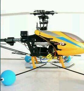 Trex 450 Training Gear Undercarridge Aide D'atterrissage Rits Plus 400/450 Classe Modèles.-afficher Le Titre D'origine Zeb22xvg-07170905-951572878