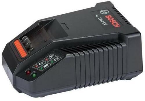 Ladegerät GAL1860 Schnellladegerät Bosch GAL 1860 CV Akkulader