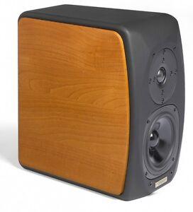 OPERA-MEZZA-DIFFUSORI-CILIEGIO-2-VIE-Reflex-Posteriore-70w-Speakers-casse-top