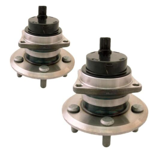 FOR TOYOTA AVENSIS t25 2003-2009 Rear Hub Wheel Bearing Kit Pair inc Capteur ABS