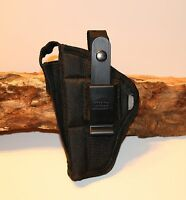 Automatic Side Gun Holster Fits Ruger Mark Ii, 22/45 Mark Iii W/4 Barrel