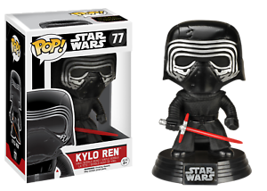 Funko Pop Vinyl 60 - Star Wars - Kylo Ren